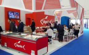 Feria de Conxemar de Productos congelados del mar 2017