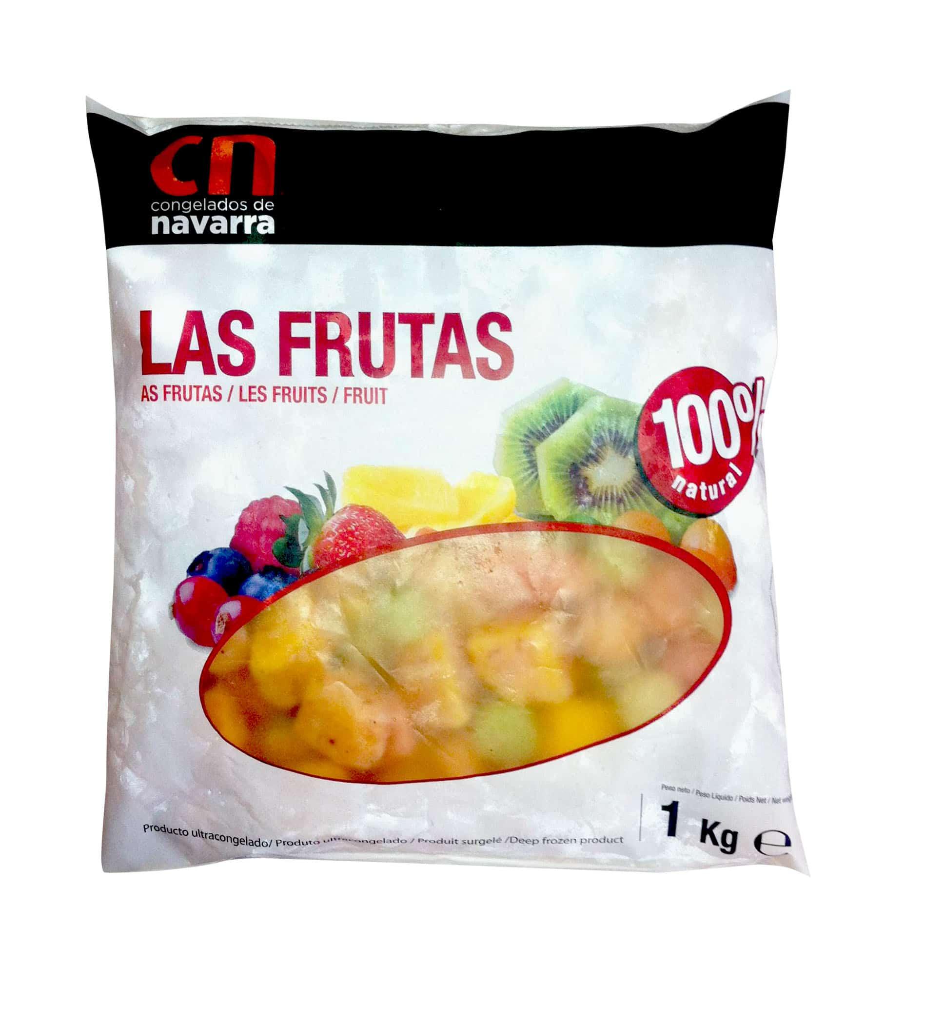 comprar frutas tropicales congeladas