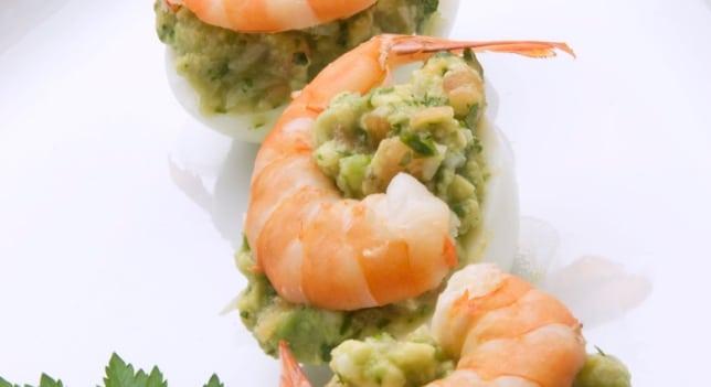 recetas mariscos san valentin