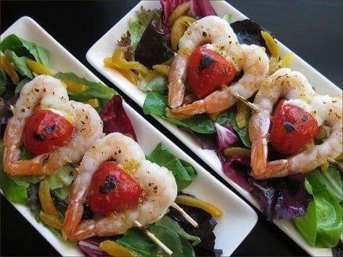 recetas con marisco san valentin