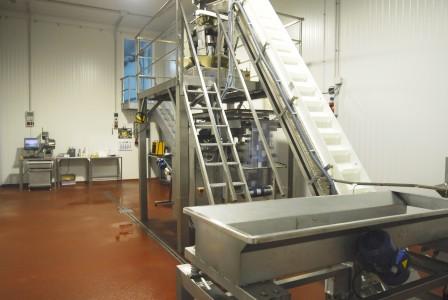 Máquina de preparados congelados Apolo