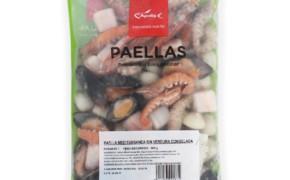 Paella marisco sin verdura