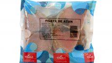 Bolsa filetes de atún congelado Apolo