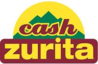 Logo Cash Zurita - Distribución Productos congelados y Mariscos Apolo