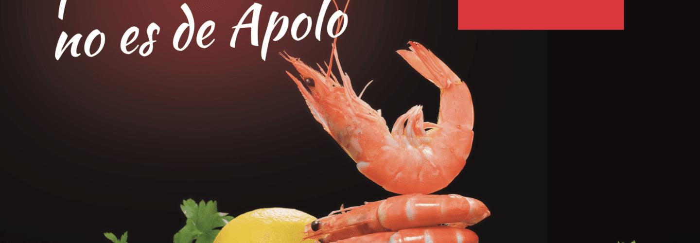 Catálogo de productos congelados Mariscos Apolo