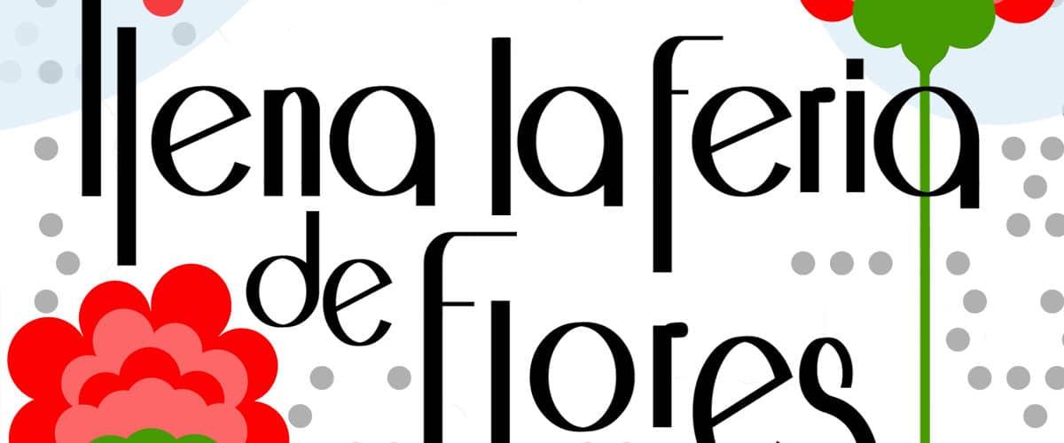 Apolo Llena la Feria de flores