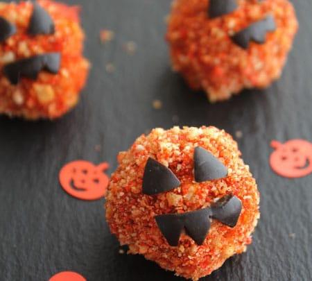 Recetas para Halloween Croquetas de Halloween