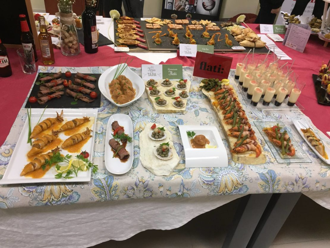 Presentación Feria de la Tapa Loja1