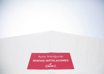 nuevas instalaciones de Congelados Apolo - nuevas instalaciones