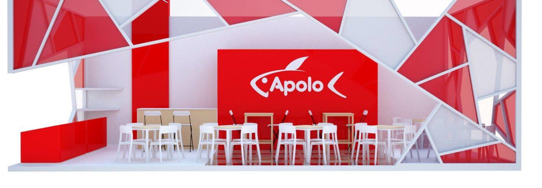 Apolo estará en Conxemar 2017