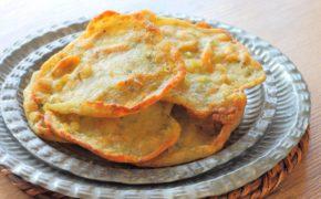 Tortillitas de camarones Apolo