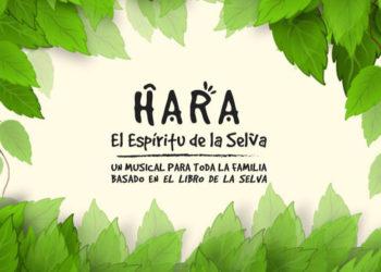 Hara, el espíritu de la selva - Espectáculos para familias y niños