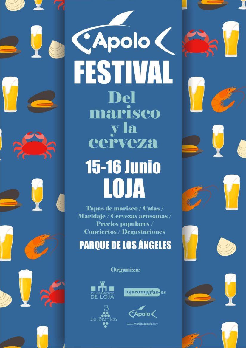 Cartel Apolo Festival, la mejor forma de comenzar el verano