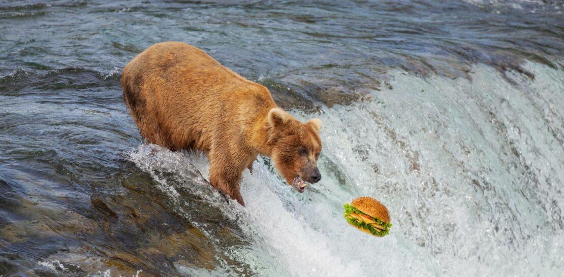 Cómo hacer la hamburguesa de salmón - Recetas para niños