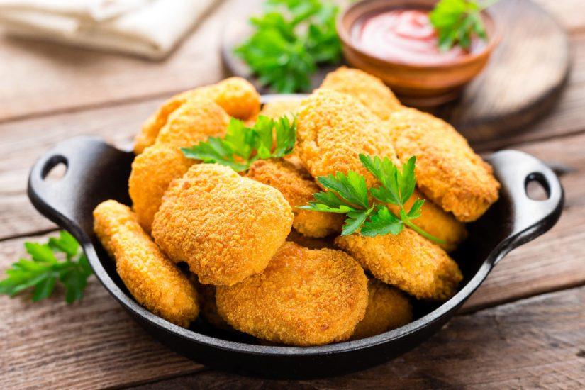 Nuggets de pescado - Recetas para Niños de Mariscos Apolo