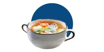 Receta de sopa de pescado tradicional - Recetas especiales