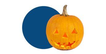 Receta Halloween: Crema de calabaza con bacalao - Recetas especiales