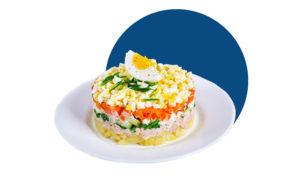 Receta Semana Santa: Ensalada de bacalao - Recetas especiales