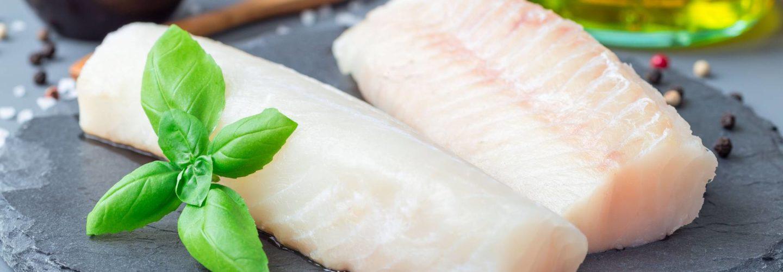 Pescados y mariscos congelados: La pescadilla