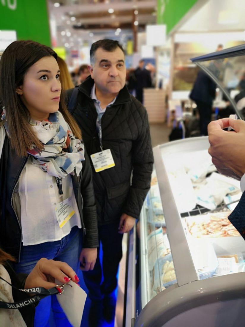 Mariscos Apolo en Seafood Expo Global Bruselas 4
