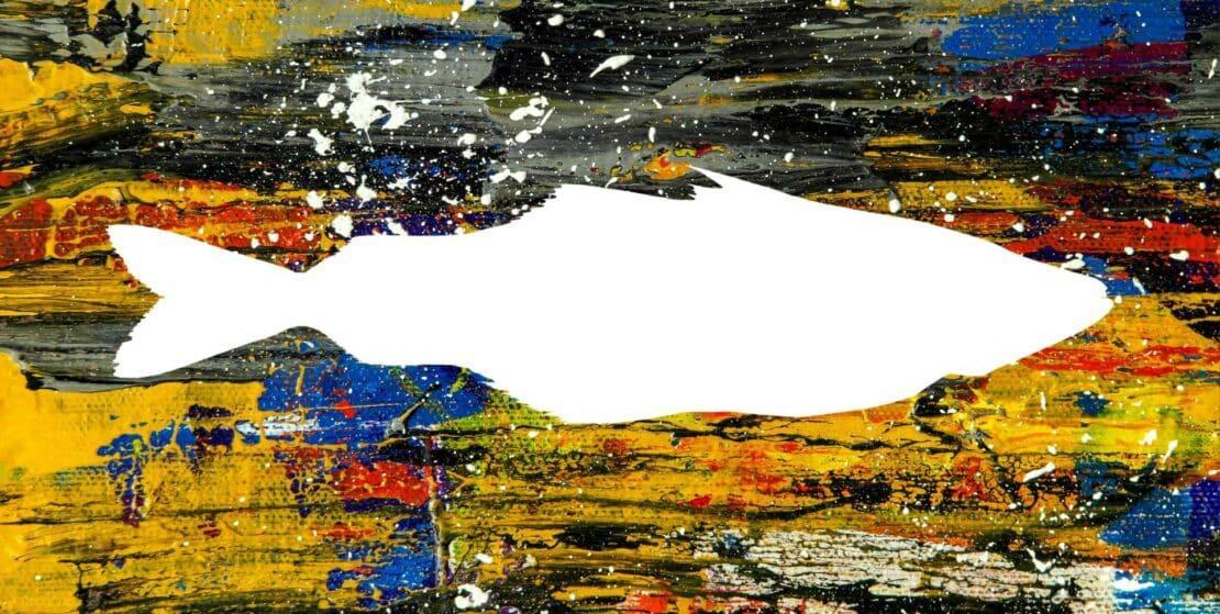 Jackson Pollock El Pez Del Artista