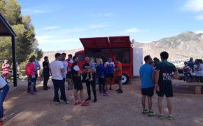 medio kilometro vertical abades stone race 2019 5