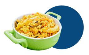 receta de Paella Para Ninos