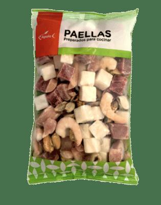 Paella Mixta Ninos