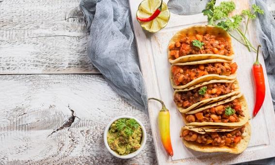 Receta Tacos De Atun