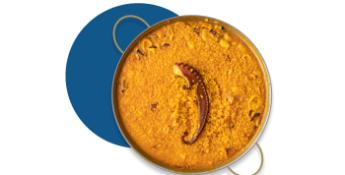 Paella Con Pulpo 1
